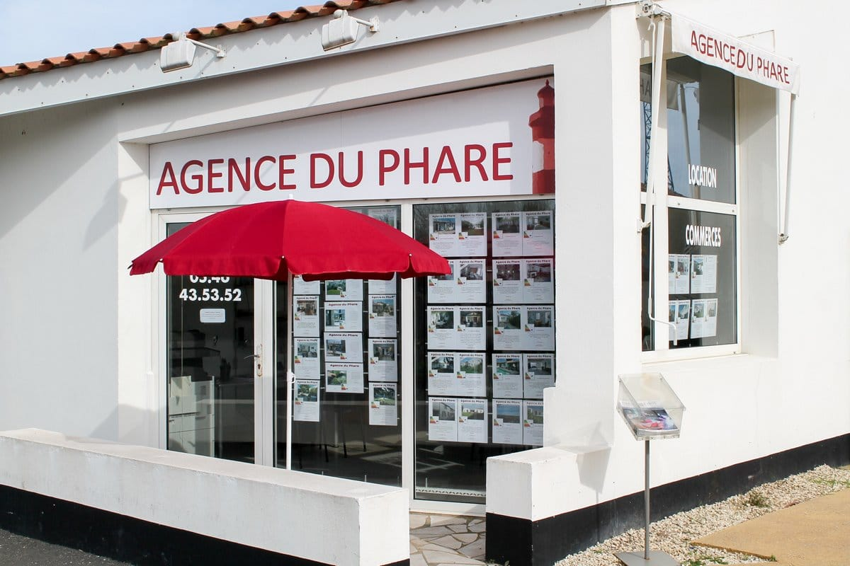 Agence du Phare Ars en ré